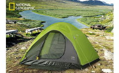 Carpa para 4 Personas National Geographic® Fresno IV - Cuponatic