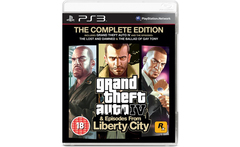 GTA Grand Thef Auto IV Complete & Episodes Liberty City para PS3 - Avenida