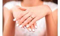 Manicure permanente + spa de manos con 60% off - Groupon