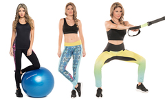 Ropa deportiva active power by zlimmy en modelo a elección - Groupon
