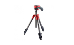 Trípode Compact Action rojo Manfrotto - Groupon