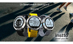 Smartwatch Instto InSport 2: para Iphone y Android - Clickon