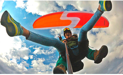 Parapente para 1, 2, 3 o 4 personas con video gopro + fotos - Groupon
