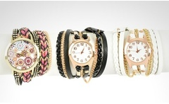 Reloj Pulsera Fashion en modelo y color a elección. Incluye despacho - Groupon