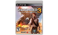 UNCHARTED 3: DRAKES DECEPTION PS3 Sony - Compumundo