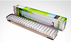 Luces de Emergencia Sonex 60 Leds - Groupon