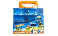 Valija Porta Autos Hot Wheels De 8 Modulos Car Case - Hwcc8a - Linio