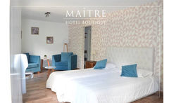 Maitre Hotel: 1, 2 ó 3 noches para 2 con desayuno + Welcome drink y Late check out - Agrupate