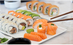Tabla sekku otaku sushi - Groupon