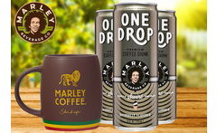 OUTLET - Pack CoffeeMarley 3 Marley´s One Drop Vainilla + Cup Marley Coffee - Cuponatic