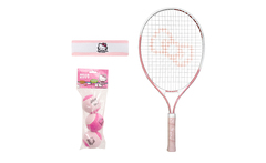Kit de tenis infantil modelo Hello Kitty - Groupon