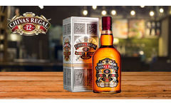 Chivas Regal: Whisky escocés de 12 Años, 750 ml ¡Sin reserva! - Clickon