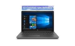 Notebook HP 15-da0060la Intel core i5 8va Win 10 RAM 4GB DD 1TB 15.6\'\' - Linio