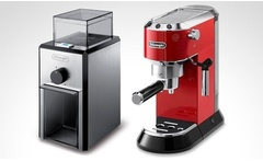 Molinillo o Cafetera DeLonghi. Incluye despacho - Groupon