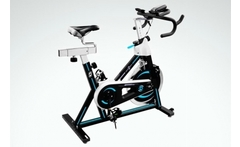 Bicicleta spinning genoa r1 sport fitness - Groupon