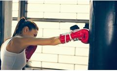 8 clases de box training - Groupon