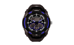Reloj digital umbro color negro azul modelo umb-58-2 - Groupon