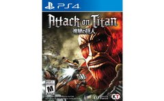 Attack on Titan PlayStation 4 - Linio