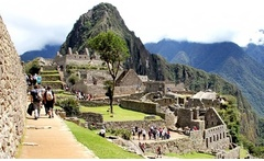 Cusco: desde $3460 por 3, 4 o 5 noches por persona en acomodación doble + tour a Machu Picchu + city tour con Inca World - Groupon