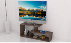 Mueble rack tv living g nor moveis - Groupon