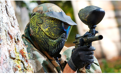 Hasta 76% off en paintball para 8 o 10 personas - Groupon