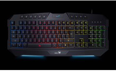 Teclado gamer genius gx scorpion k20 - Groupon