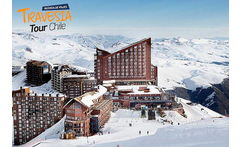 Travesía Tour Chile: Tour full day Valle Nevado y Farellones - Cuponatic