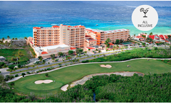 Cozumel: 4, 5, 7 o 10 noches para 2 + all inclusive + club de playa - Groupon