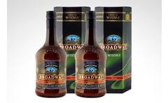2 unidades de crema de whisky broadway - Groupon