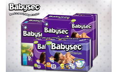 OUTLET - Pack 4 Paquetes Babysec Pañales - Cuponatic