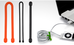 Kit amarracable de goma gear tie - Groupon