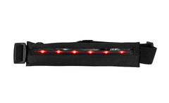 Pack de 2 cinturones running expandibles con luces led - Groupon