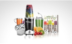 Extractor de alimentos Nutribullet Magic Bullet 900 W en color a elección. Incluye envío - Groupon