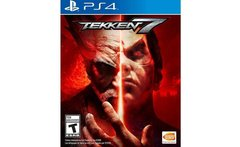 Tekken 7 (Playstation 4) - Linio