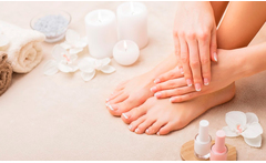 Spa de manos y pies en nuñez 54% - Groupon