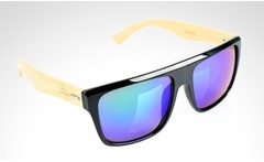 Lentes de sol marca Nerfis native bambú blue. Incluye despacho - Groupon