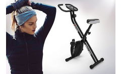 Bicicleta Plegable X-Bike 1000 Easy Fitness - Cuponatic