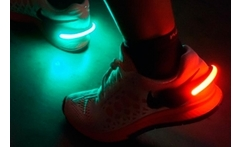Par de luces led para zapatos shoe clip - Groupon
