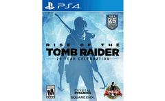 RISE OF THE TOMB RAIDER PS4 SQUARE ENIX - Compumundo