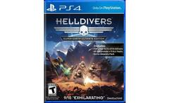 HELLDIVERS PS4 Sony - Compumundo