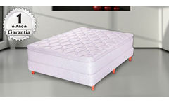 Sommier a elección + Colchón de espuma HD + Doble pillow europeo ¡67% OFF! - Cuponica