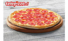 Pizza mediana Pepperoni Telepizza - Cuponatic