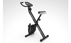 Bicicleta magnética plegable easy fitness 1000 - Groupon