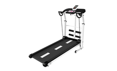 Trotadora caminadora plegable Plus Home Fitness - Groupon
