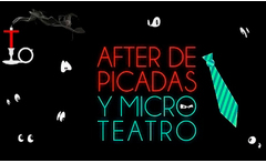 2 entradas para After de Picadas en Teatro en la Oscuridad - Groupon