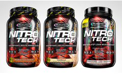 Nitro tech perform 2 lb marca muscletech sabor a elección - Groupon