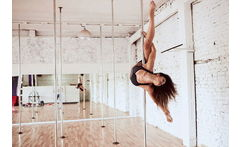4 Clases de Pole Sport en Artfitcenter, Estación Central - Cuponatic