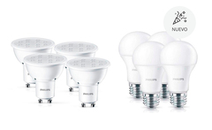 Ampolletas led philips - Groupon
