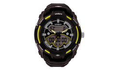 Reloj digital umbro color negro amarillo modelo umb-58-1 - Groupon
