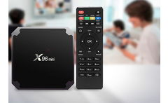 Smart TV Box x96 Mini ¡Convierte tu TV en un Smart TV! - Cuponatic